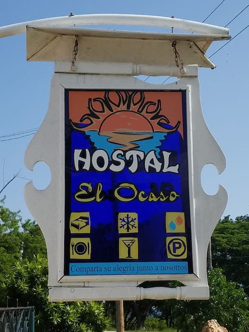 Welcome to Hostal El Ocaso
