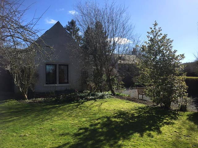 The Garden Apartment near Melrose - Scottish Borders - Wohnung