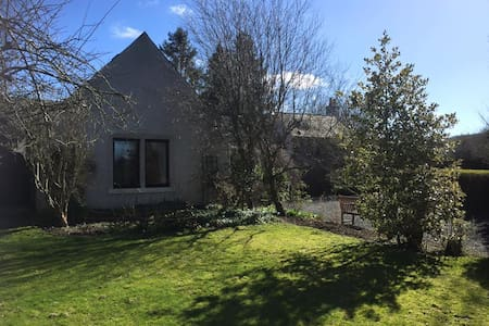 The Garden Apartment near Melrose - Scottish Borders - Apartment