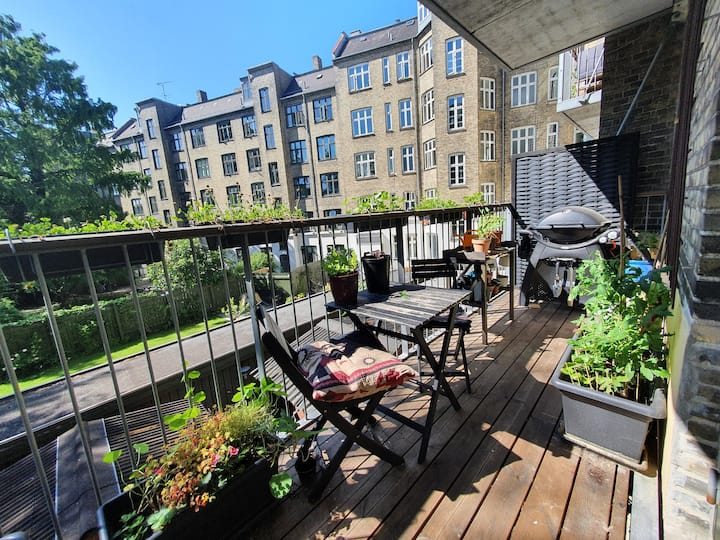 Family apartment for you Copenhagen vacation