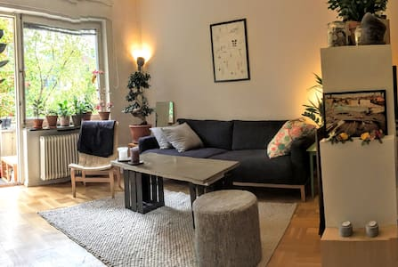 Cosy place in calm and trendy area. - Stockholm