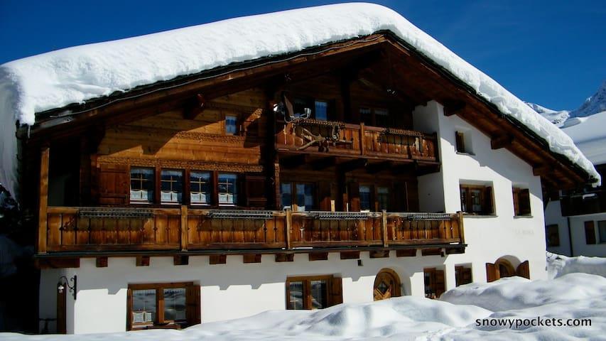 Lakes/Mountains Family Apartment - Arosa - Apartamento