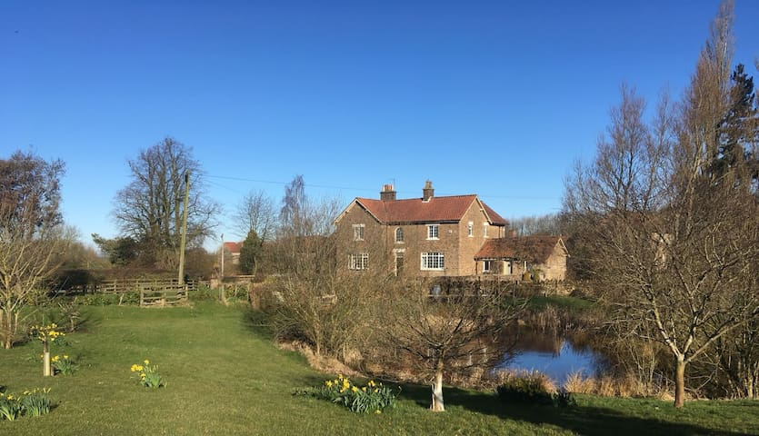 The Dairy Boutique Farm House self Catering.