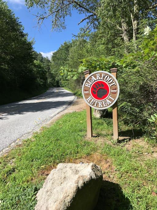 Welcome to Bearfoot Retreat!