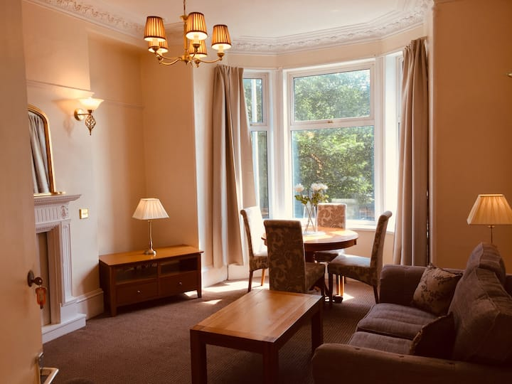 Lovely room close to RGU