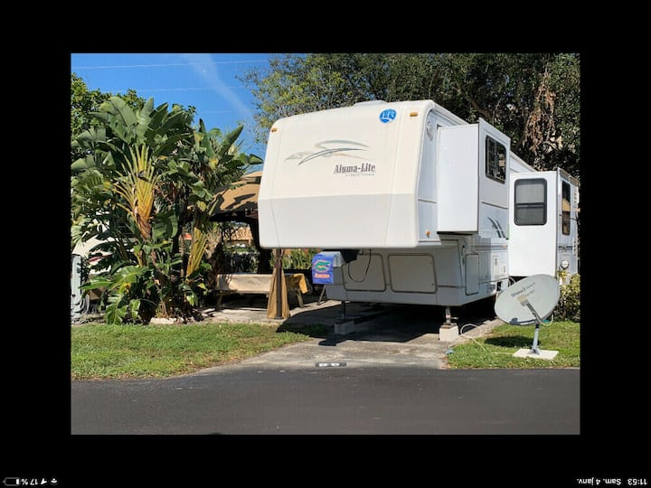 GLAMPING vacation in Ft Lauderdale, Floride ☀️✅❤️