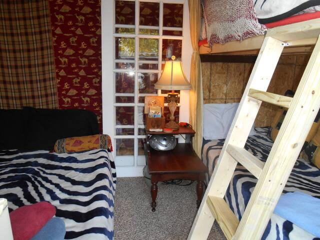 Cabin 10 min from downtown - Orlando - Cabane