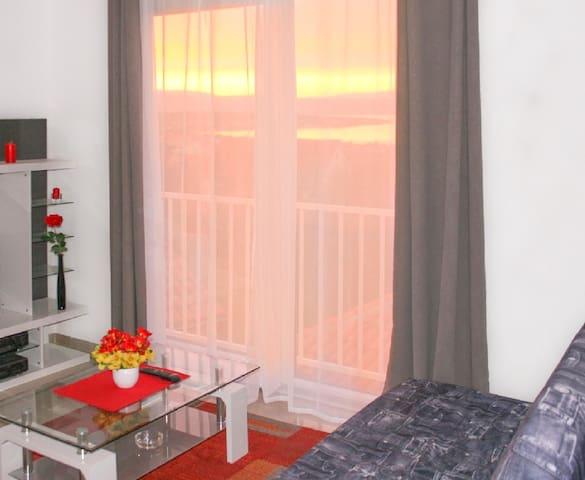 Malinska, apartment Dusko, sea view