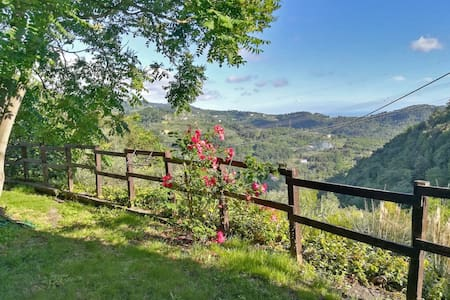 Quiet hilly position, seaview apartment