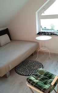 Gemütliches Zimmer - bahnhofsnah - Herrenberg - Wohnung