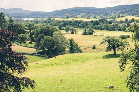 Superb room with Lake District view (Braithwaite) - Outgate