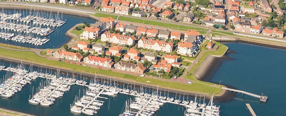 House at the Marina - Wemeldinge