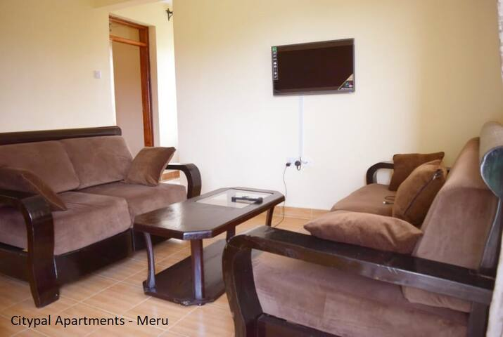 Citypal Furnished Apartments  01- Meru