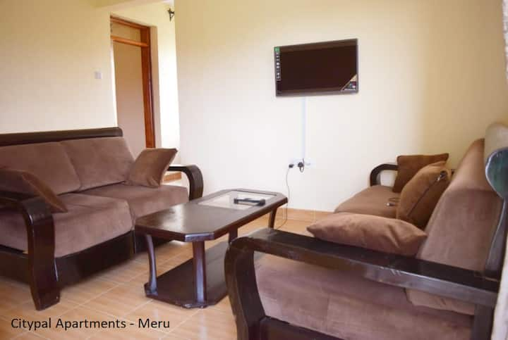 Citypal Furnished Apartments 02 - Meru