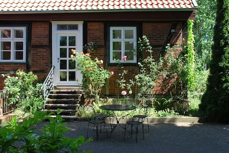 Ferienwohnung unter den Kastanien - Gartow - Wohnung
