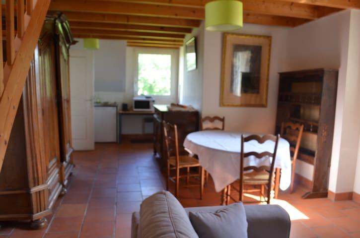 Bel appartement, proche de la plage - Piriac-sur-Mer - Huoneisto