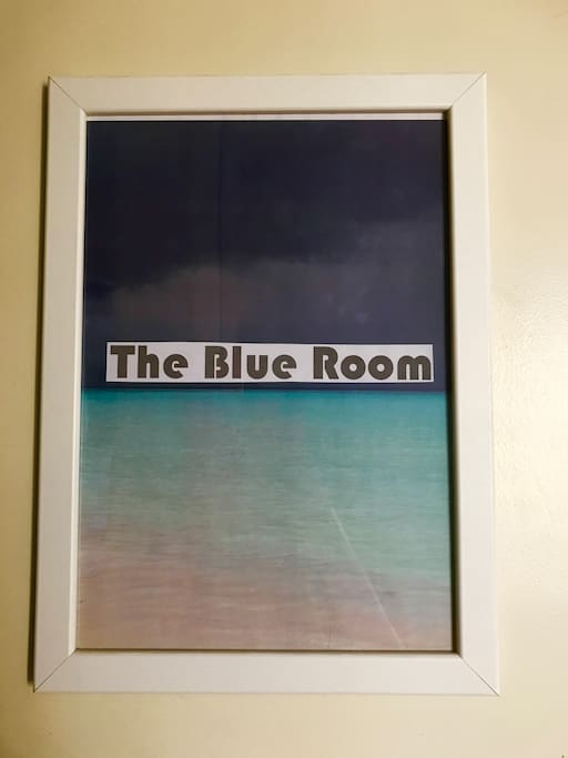 welcome to the blue room