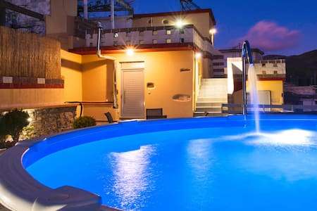 Villa Thermal Spring - Chania - Willa
