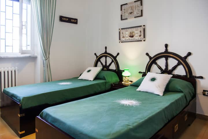 Double  room in S.M di Leuca