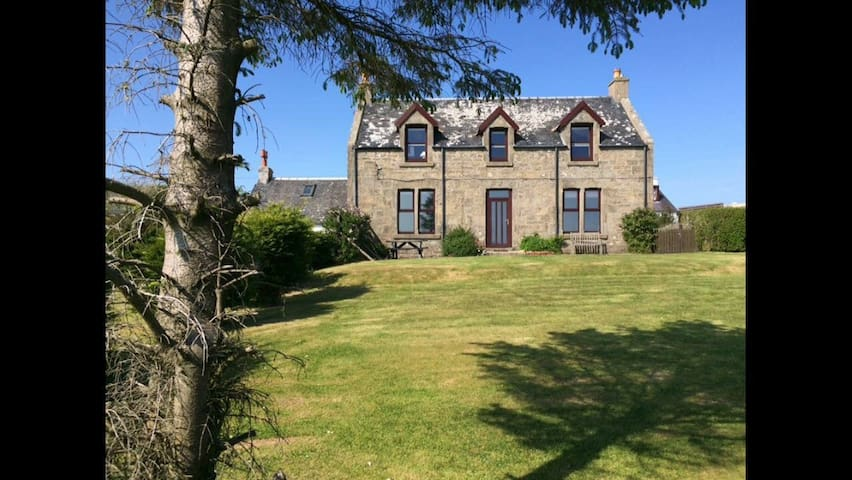 Willow Apartment - Drumla Farm Holiday Cottages - Kildonan - Apartment