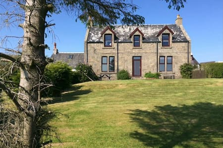 Willow Apartment - Drumla Farm Holiday Cottages - Kildonan