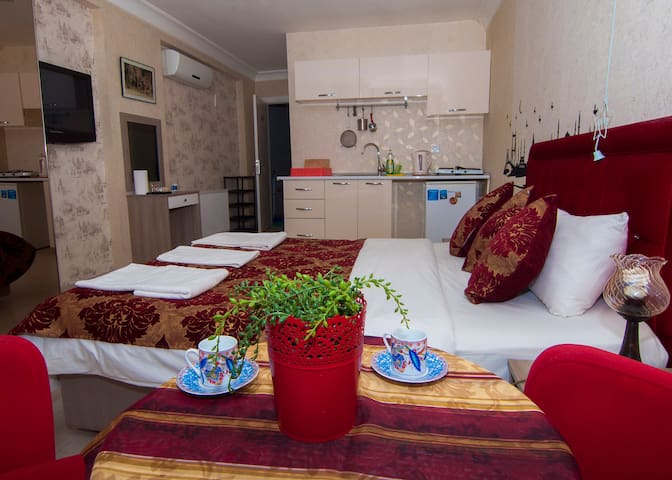 One room studio in the heart of the old Istanbul