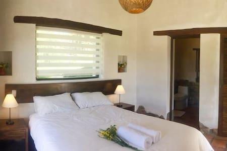 Queen Room Santa Cruz Lodge Huaripampa w 3 meals