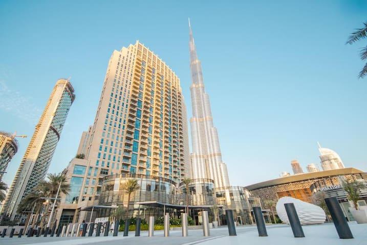 1 bed room apartment in downtown near burj khalifa