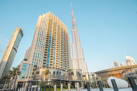 1 bed room apartment in downtown near burj khalifa