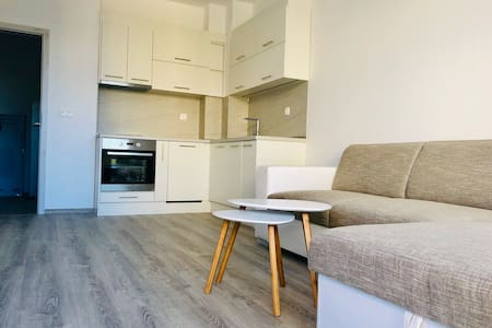 Cousy apartment in close new building