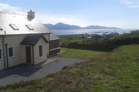 Beautiful house, Kilcatherine Point, West Cork - Eyeries - Hus