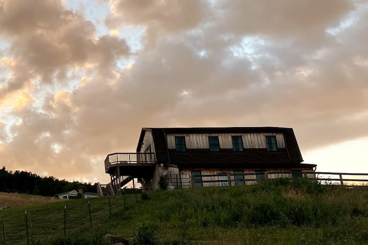 The Barn at Chimney Hill