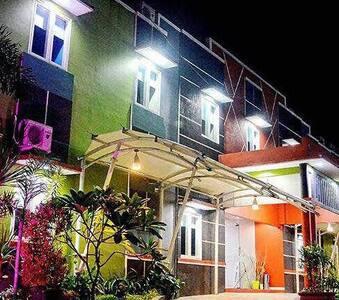 HOTEL KAYAKINI HOTEL MURAH, GEDEBAGE, RS AL ISLAM