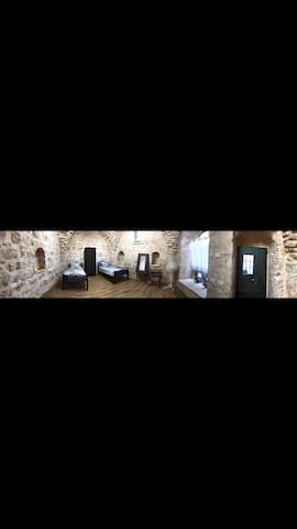 Private Bedroom Panorama