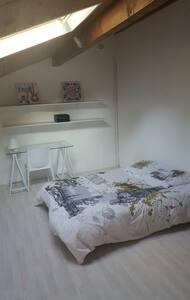 2 Agréables chambres - Mont-de-Marsan - บ้าน
