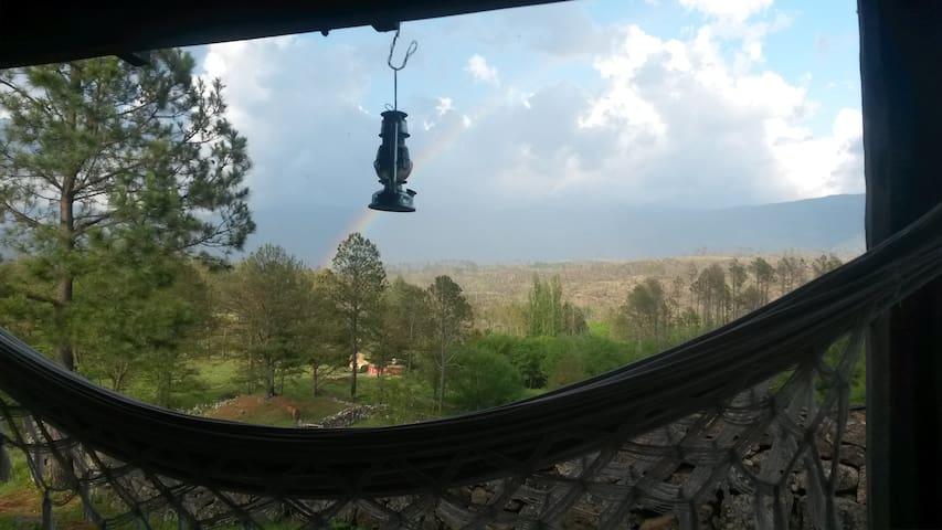 Casa de campo COMPARTIDA en Athos Pampa