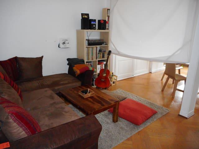Bel appartement de 60 m2 dans le centre de Rouen - Rouen - Daire