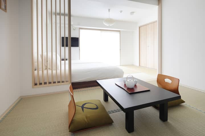 Hotel Kiro 9mins Walk to Kyoto Station, Type 502