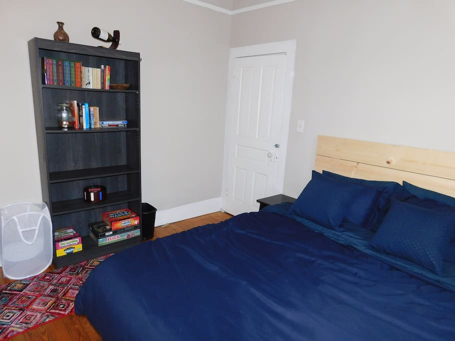 Private Bedroom Continued