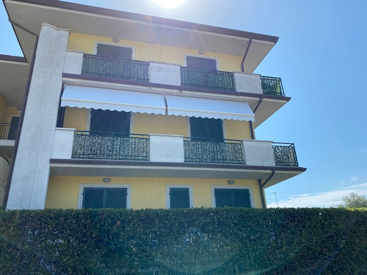 Appartamento 3 km dal mare a forte dei marmi