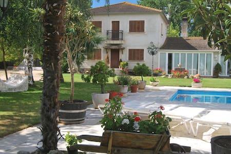 Habitación 1. Casa Campo Salamanca - Pelabravo - Szoba reggelivel