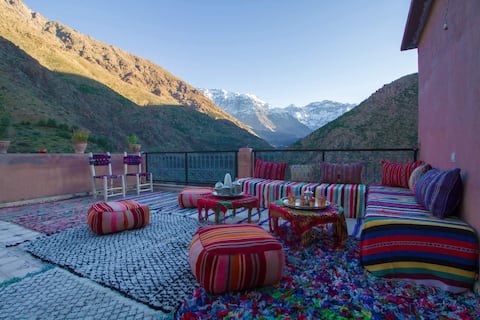 Berber Family Lodge Private Suite Room With Views
