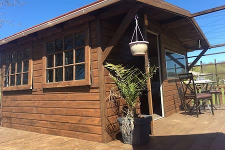 A cabin in haute vienne