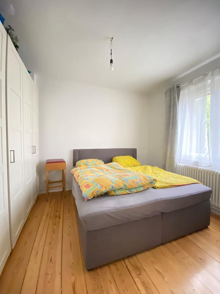 Super Nice & Cozy Private Room in Hipster-Neukölln