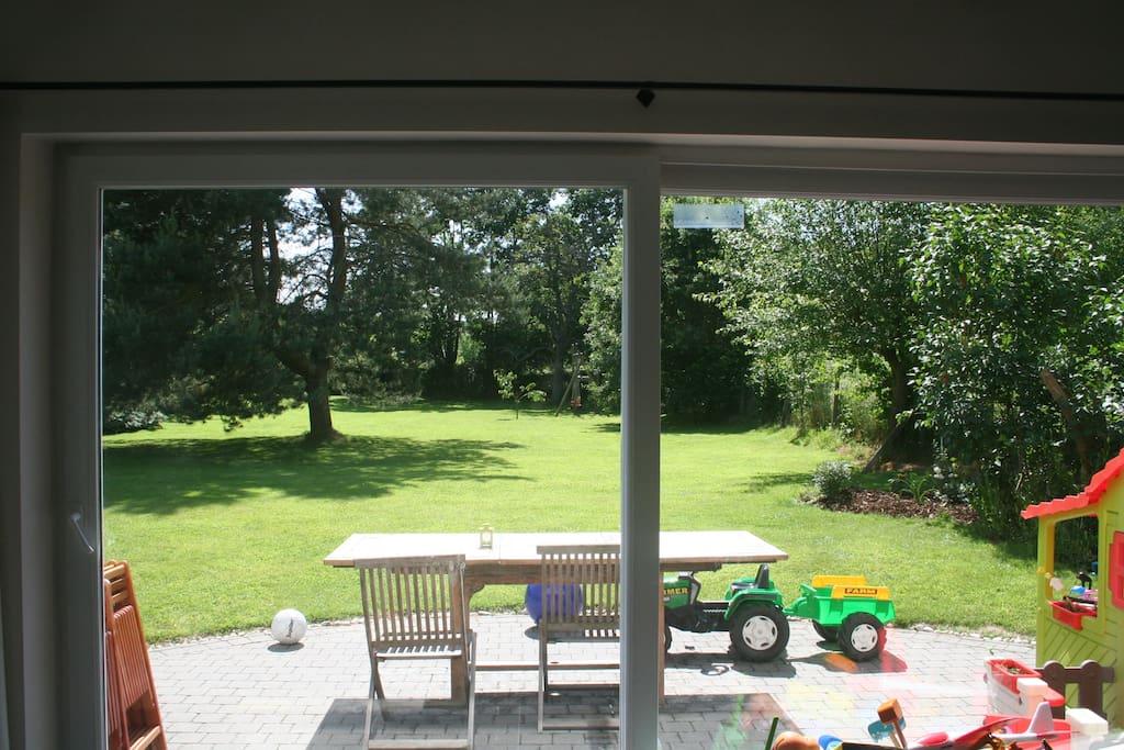 Maison avec grand jardin 25 km de bruxelles houses for rent in court st tienne r gion - Maison jardin orlando menu saint etienne ...