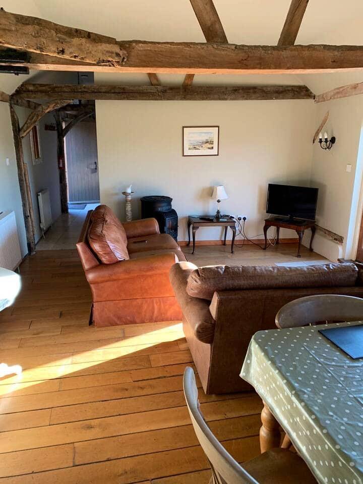 Pudding Cottage Bury Farm Cottages