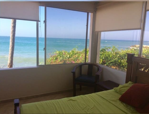 Ocean Privated Room/sharing bath - Cartagena  - Apartment