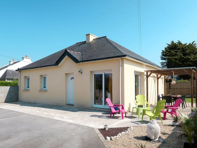 Holiday home in Porspoder for 5 persons