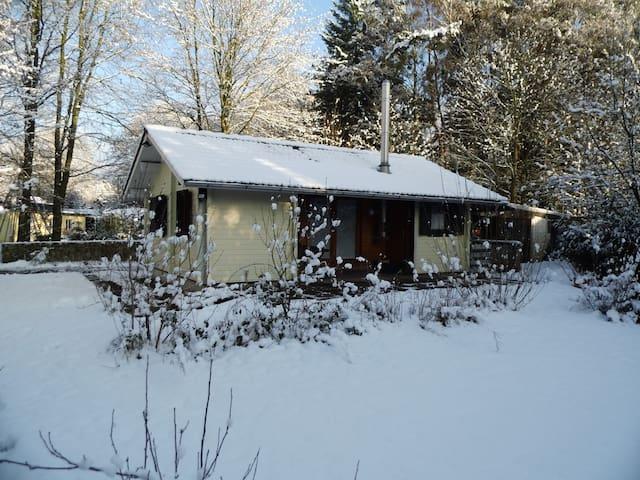 Holzschuhers Gästehaus - Kirchseelte - 통나무집
