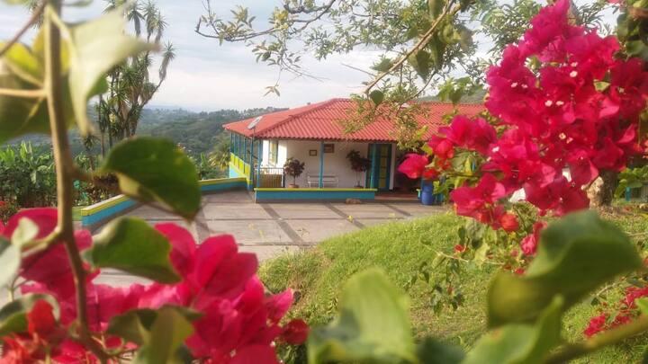 villa josefina eje cafetero